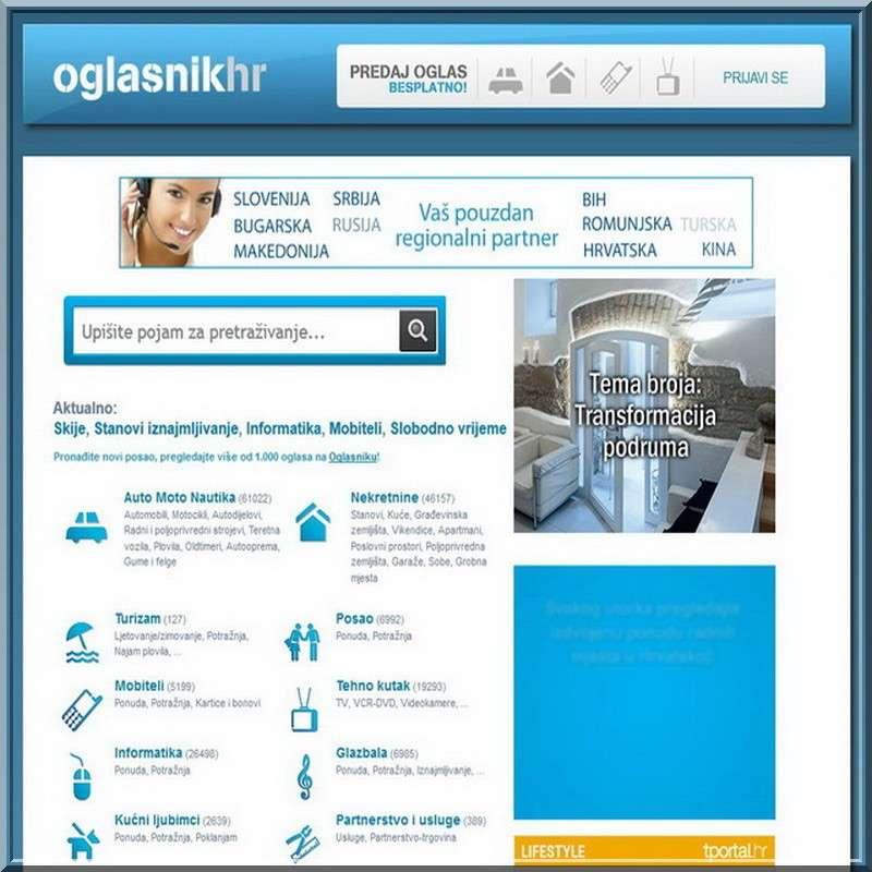 plavi oglasnik